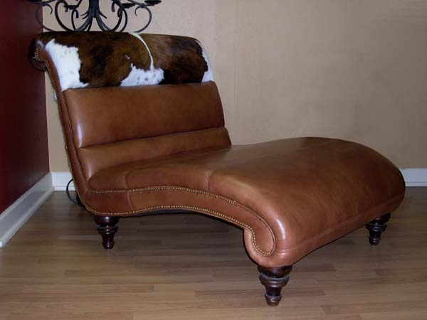1 lovely western rustic sofa with chaise lounge for Chaise western