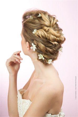 Capelli: le acconciature da sposa per il 2015 - VanityFair.it