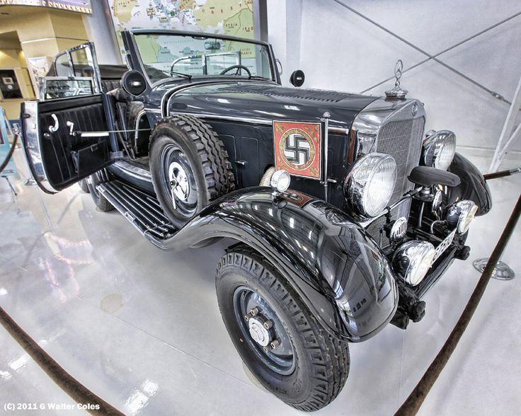 Best 107 1938 mercedes benz wehrmacht military staff car for Mercedes benz of buckhead staff