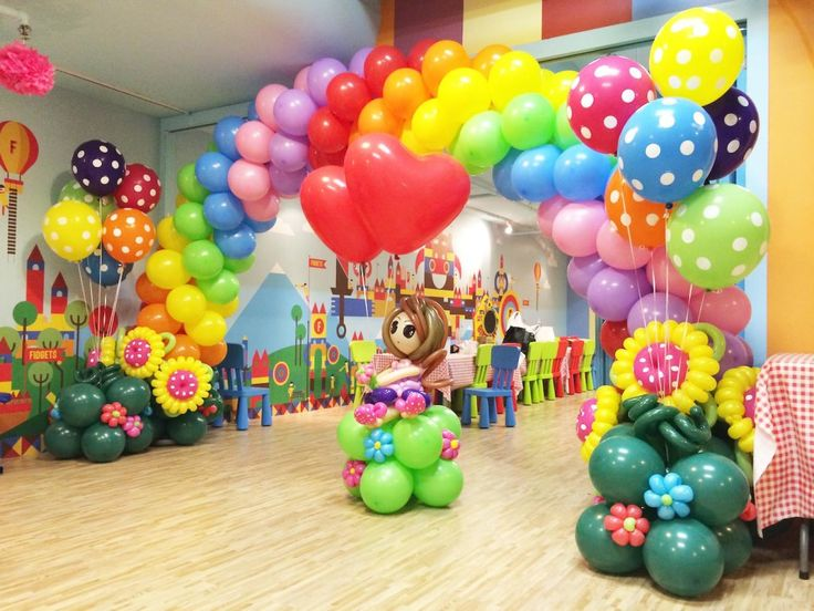 27 Best Balloon Decoration Delhi Images On Pinterest