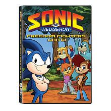 "Sonic the Hedgehog: Freedom Fighters Unite DVD - DIC Entertainment - Toys ""R"" Us"