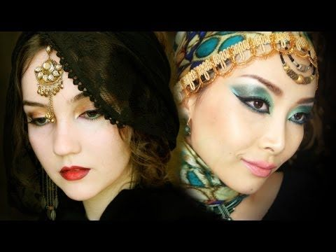 Arabic Makeup Look - Collaboration with KlairedelysArt