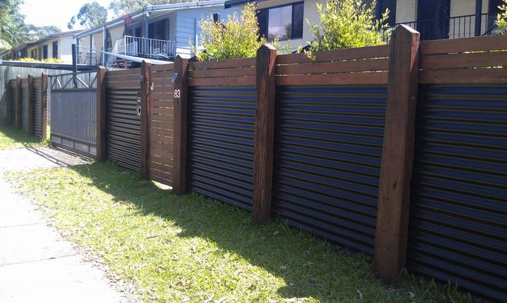 2020 How much does colorbond fencing cost? | Privacy fence ...