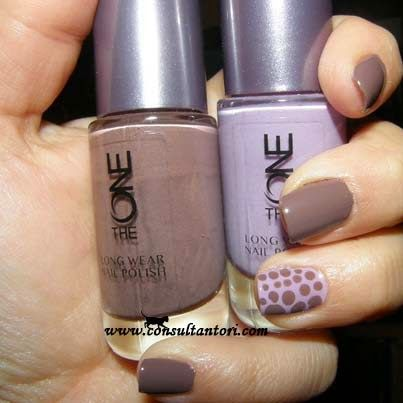 Oriflame The One nails