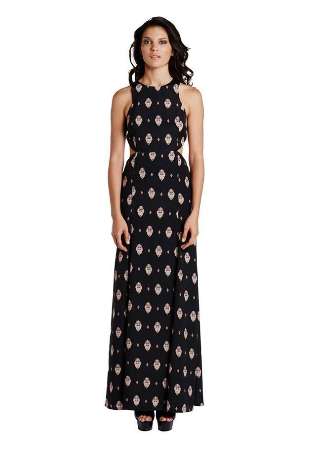 Spice Market Maxi Dress