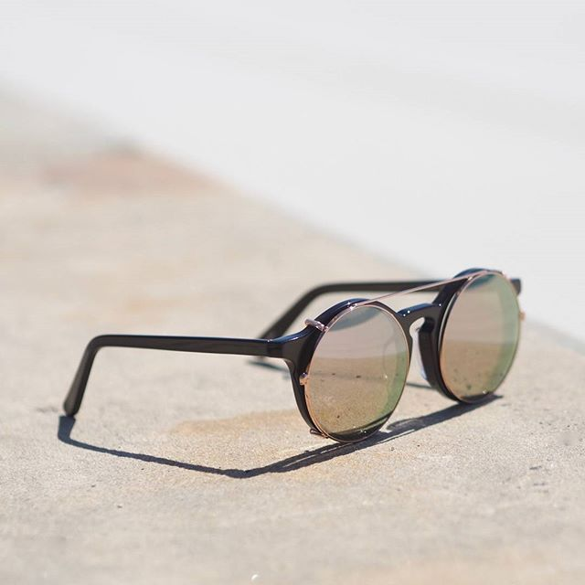 The MATAHARI... one of the first frames we designed and released nearly 5 years ago in Collection 1. Still a best-seller and destined to be a future classic.  @heygents  #sundaysomewhere