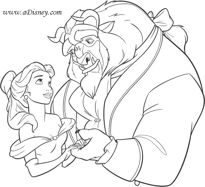 For You Jo Bob Beauty And The Beast Wedding Themed Coloring Books Children To Entertain Themselves With