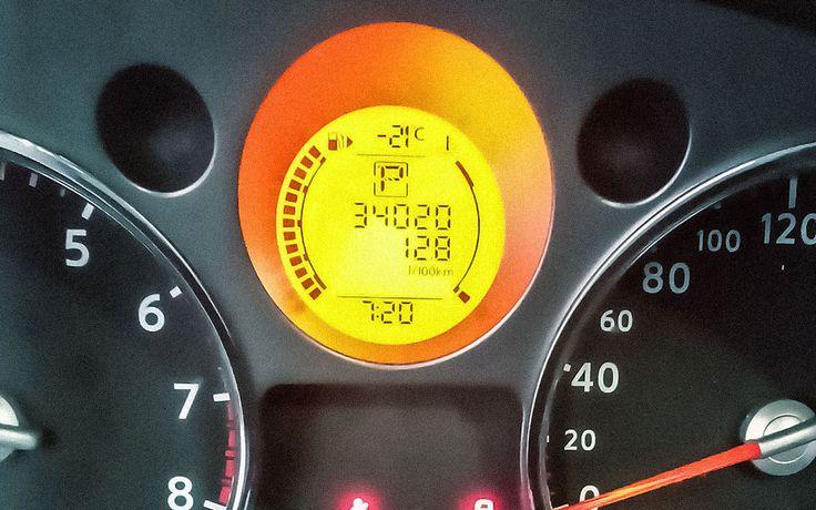 Как прогревать машину зимой