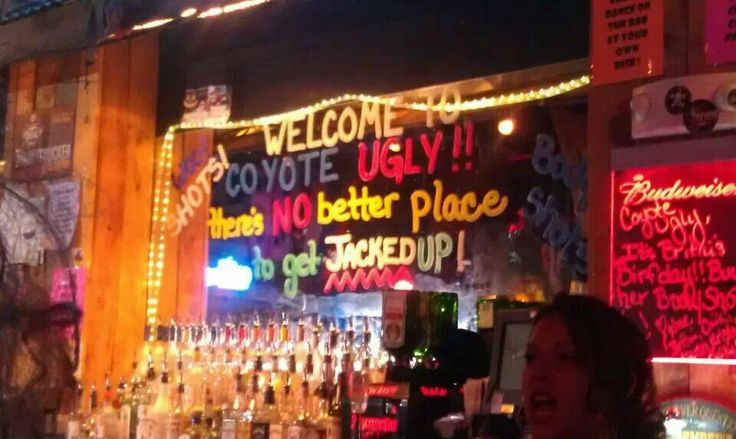 Coyote Ugly - Denver, Colorado