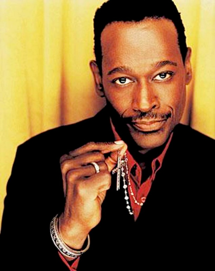 Luther Vandross -- Your voice will forever be missed.