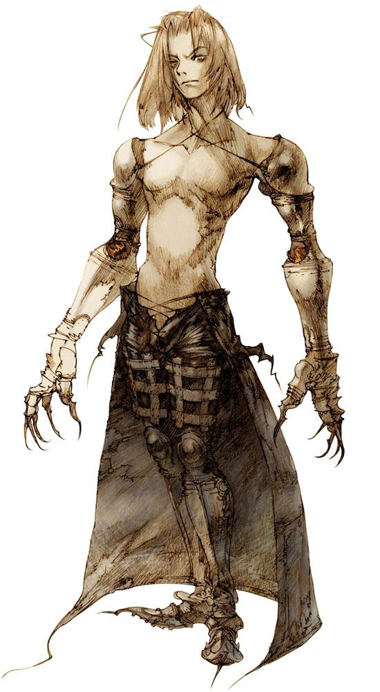 Sydney Losstarot from Vagrant Story