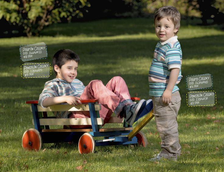 Lookbook Nueva Colección Infantil 2015