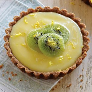 Spring fling!  Lemon Curd Tartlets.  Make ahead!  And make them mini.