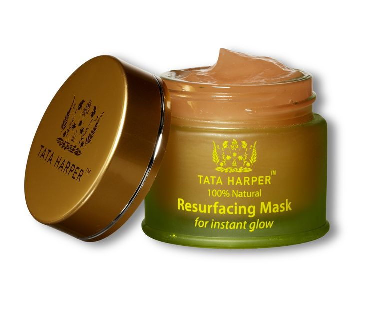 Packed with exfoliating fruit and vegetable enzymes, the decongesting and brightening Tata Harper Resurfacing Mask delivers super-smooth, radiant skin in under 30 minutes.   - ELLE.com