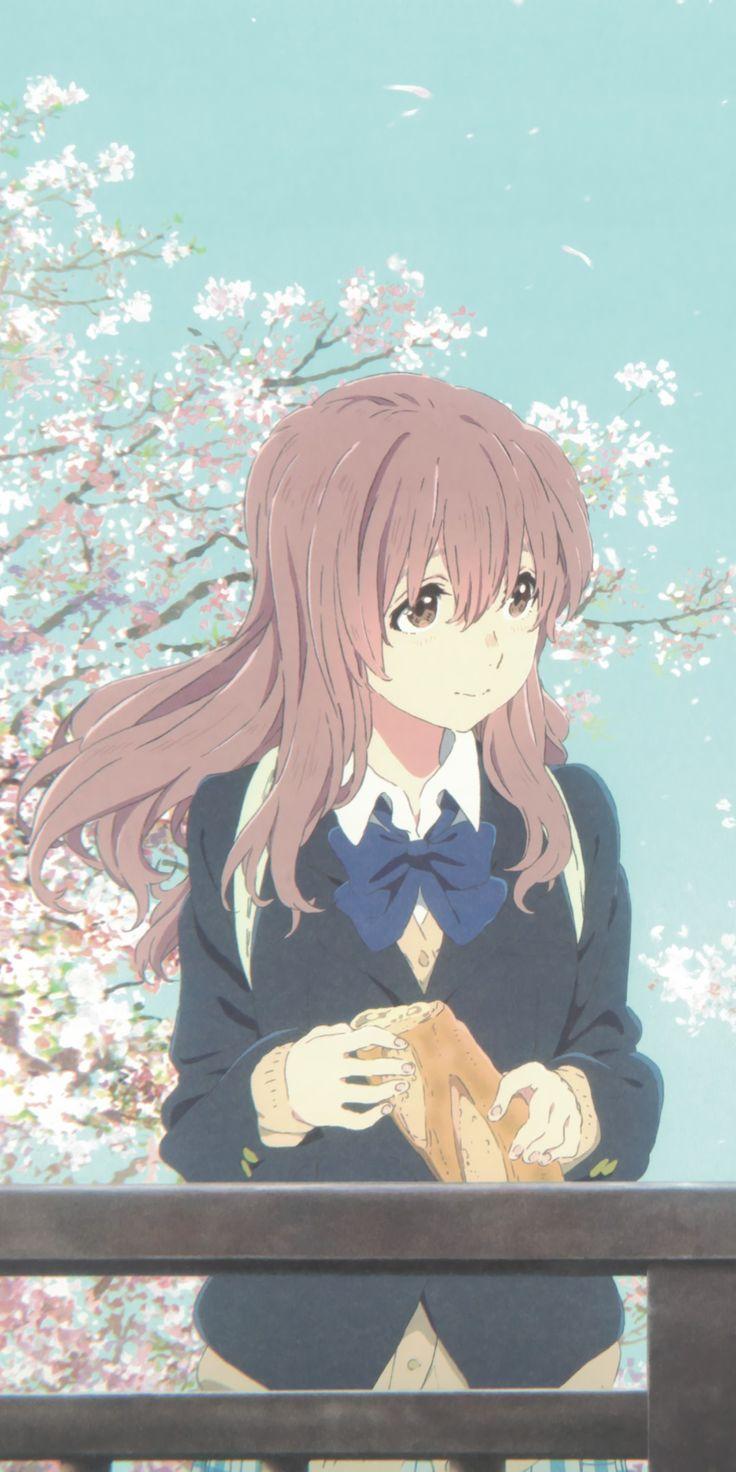 Anime/ koe no katachi Personagens de anime, Filmes de