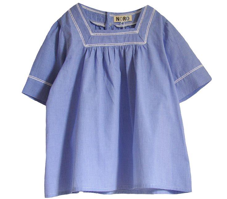 Chloé blouse blue oxim W