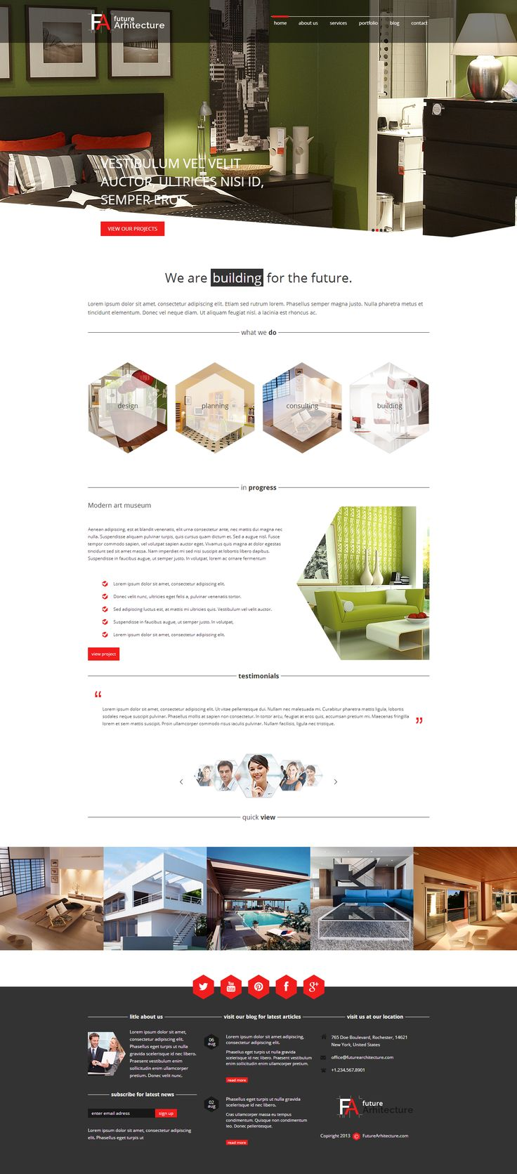 shape, #architecture, clean, layout, red