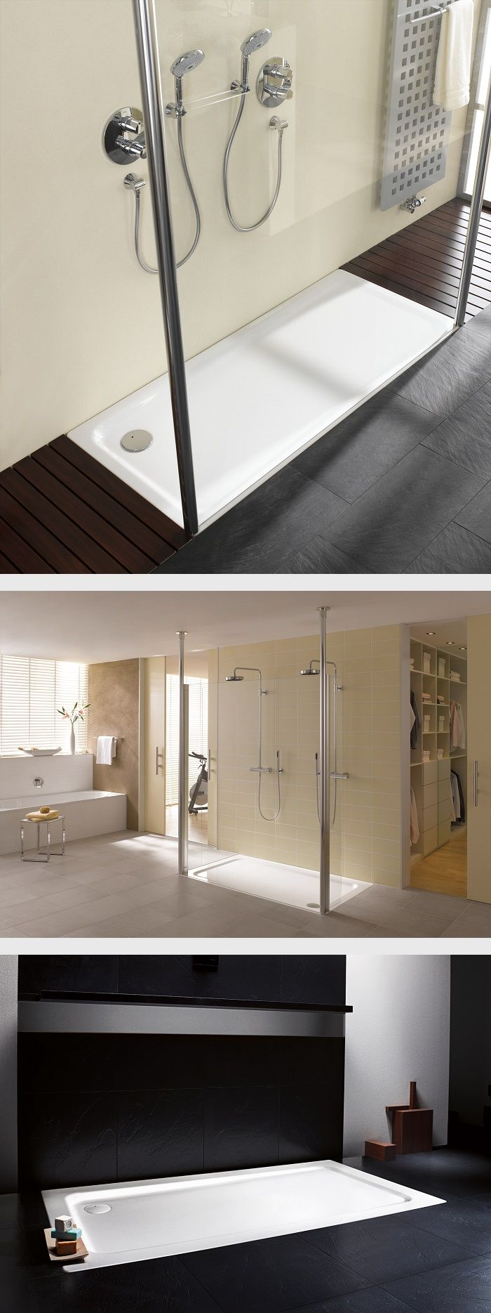 ber ideen zu dusche bodengleich auf pinterest. Black Bedroom Furniture Sets. Home Design Ideas