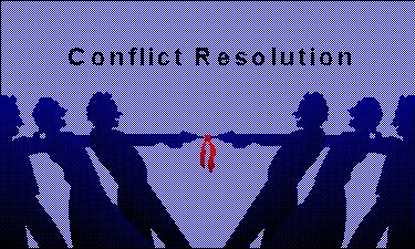 #Conflict_Resolution How to Fight Fair faculty -staff conflict.
