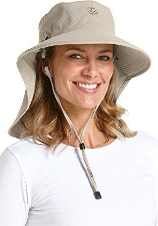 fb5cfa5f2d3 Coolibar UPF 50+ Women s Ultra Sun Hat – Sun Protective Review