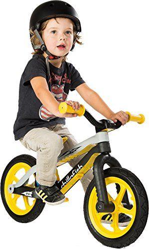 Chillafish Bmxie Rs Bmx Balance Bike With Airless Rubberskin