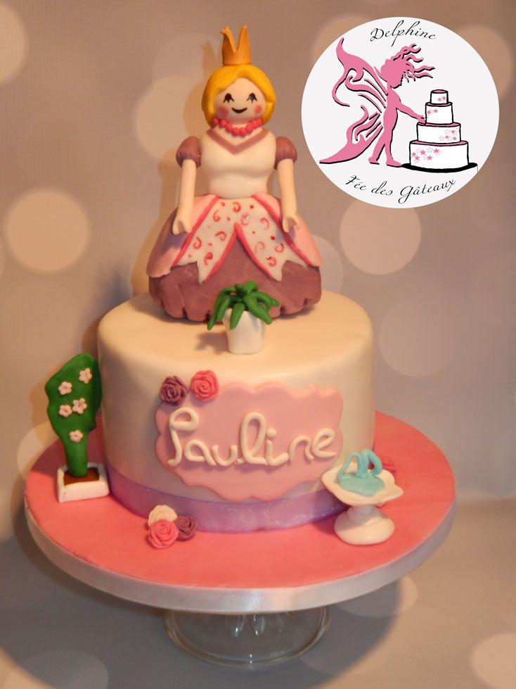 Playmobil cake