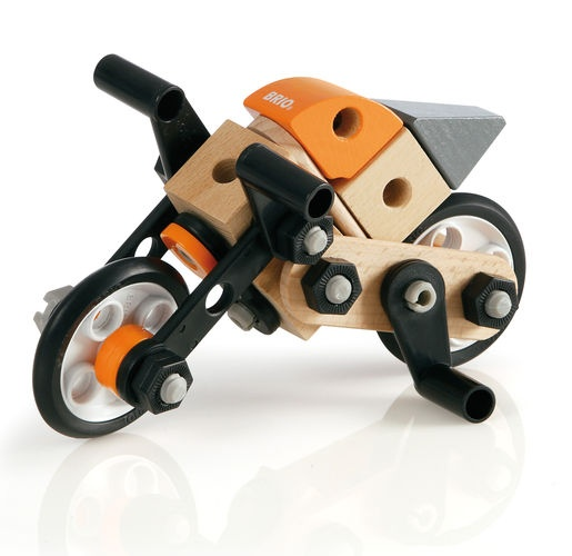 BRIO BUILDER MOTO