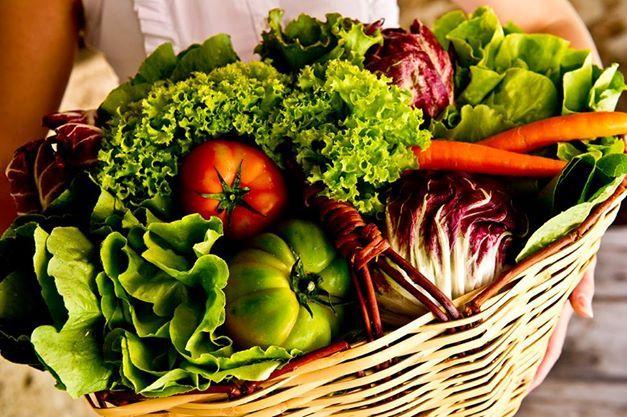 Le nostre verdure biologiche #bio