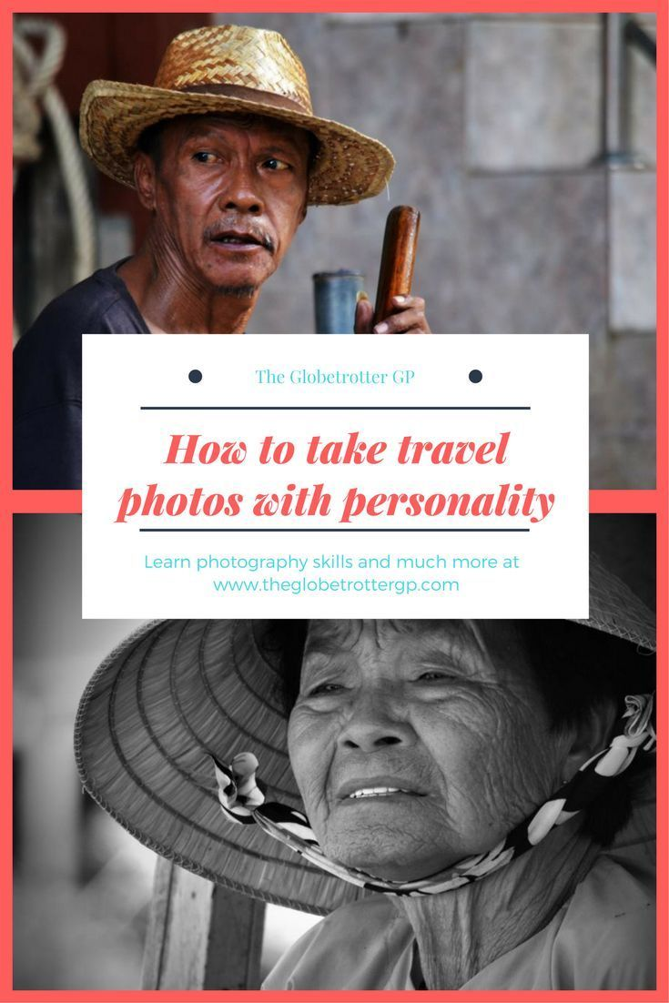 Learn how to take the best travel portraits capturing mood and personality