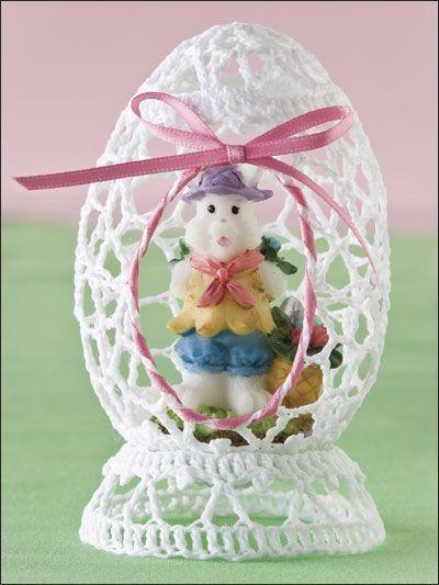 crochet easter patterns | crocheted easter egg pattern 2.29 | Easter Crochet.