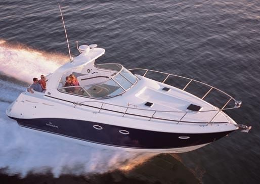 2008 Rinker 350 Express Cruiser Power Boat For Sale - www.yachtworld.com