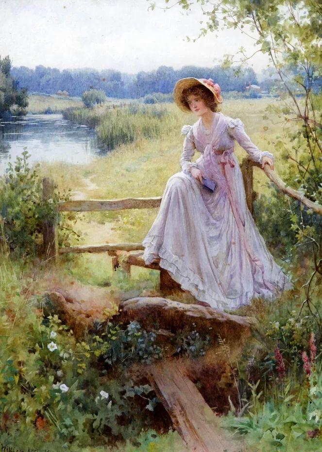 William Affleck (British, 1869-1943)