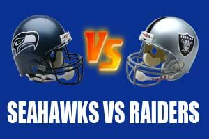 Watch Seattle Seahawks vs Oakland Raiders Game Live Online Stream