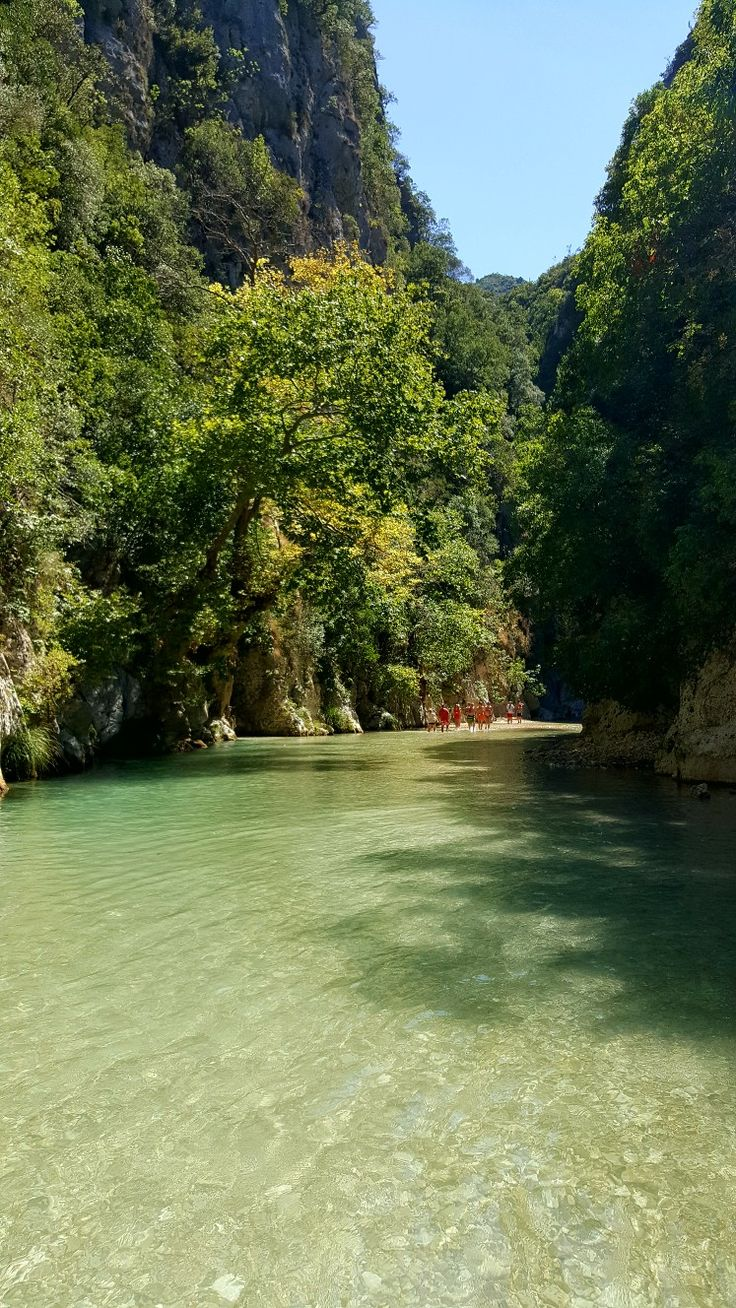 Acheron river Greece