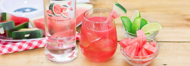 Watermelon Smash with SMIRNOFF® Watermelon | Recipe | Smirnoff
