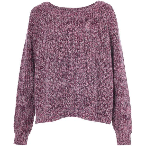 French Connection Lyndsey Knits Jumper ($98) ❤ liked on Polyvore