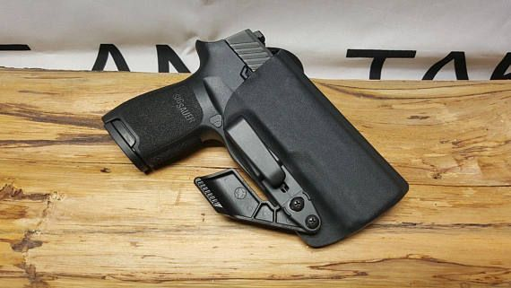 SIG P320 Compact Kydex IWB Appendix Holster Ready to