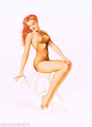 175 besten A SLICE IN TIME  Pin Up Art of the 1940s and 1950s
