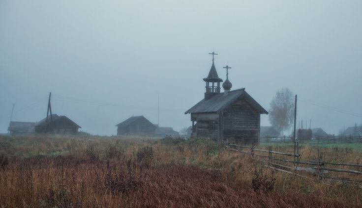 Vladimir Lipetskih_Karelia, Kenozero, Ryzhkovo village
