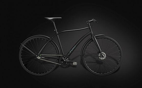 Hey Bicycles' Award-Winning Scandinavian Design