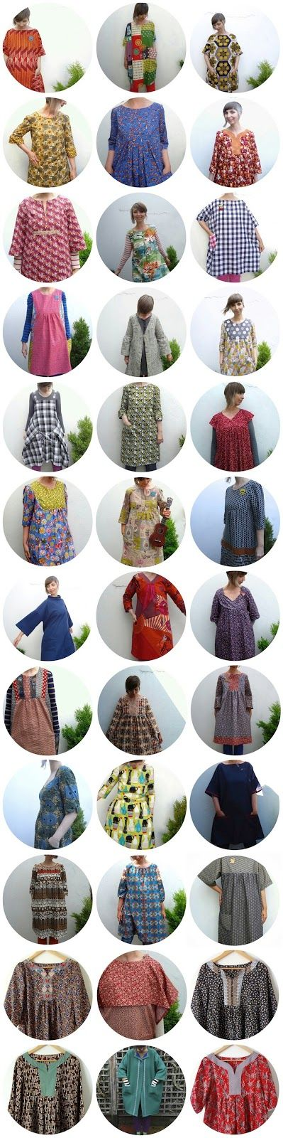 Ivy Arch: The year I stopped buying clothes and sewed myself...