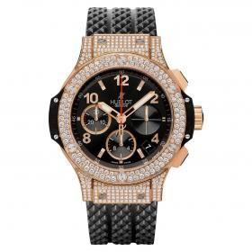 Hublot Spirit Of Big Bang All Black Skeleton 601.CI.0110.RX Ceramic Watch | World's Best