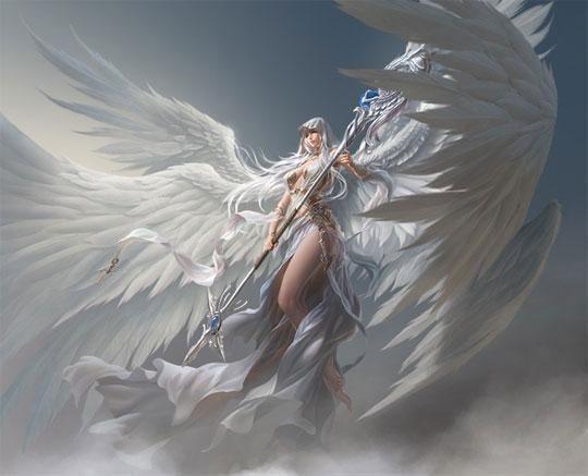 Most Beautiful Angel in LoA 2 - Survey Option 5
