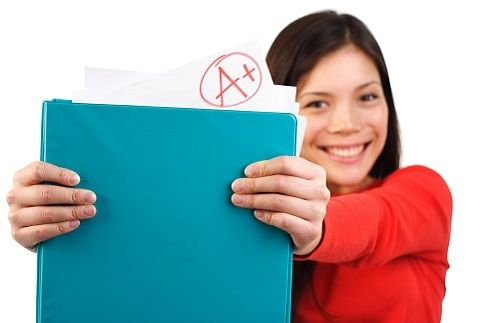 Check out this blog post if you want to start getting better grades