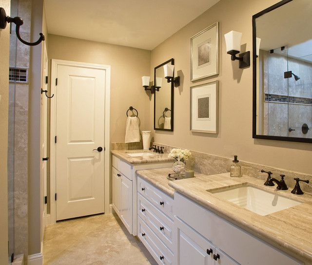 Get The Look With These Traditional Bathroom Ideas: 25+ Best Ideas About Brown Tile Bathrooms On Pinterest