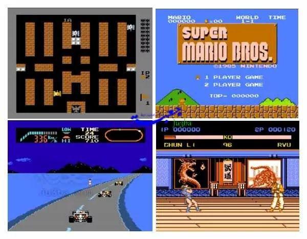 تحميل برنامج Rocknesx لألعاب الأتارى القديمة Atari Games Atari Games Mario Bros Games