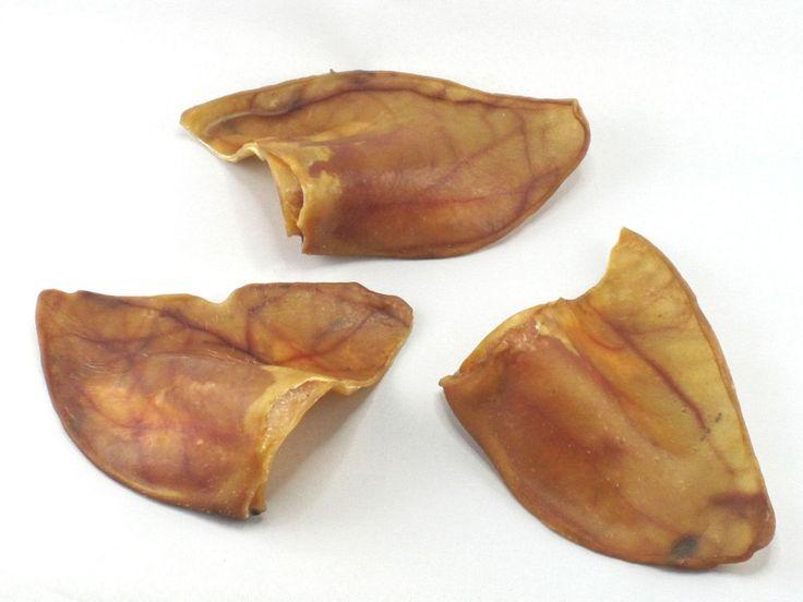 SALE HDP Regular Pig Ears Natural Dog Chew