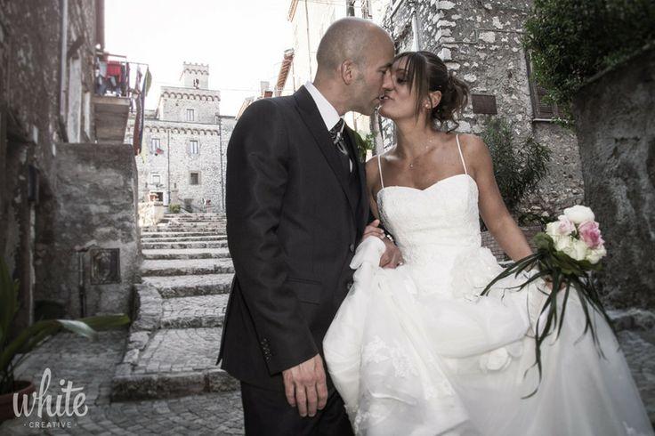 Wedding by White Creative on 500px | www.whitecreative.it  #realwedding #wedding #matrimonio #sposi #kiss #bacio #photo #reportage #foto