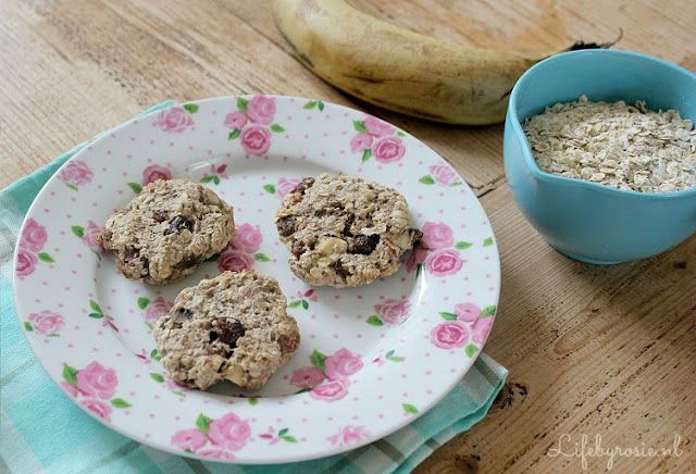 SillySilSil.com: Recept: gezonde havermout 'koekjes'