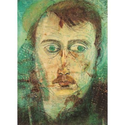 Zelfportretten van Sjoerd de Vries - Museum Belvédère